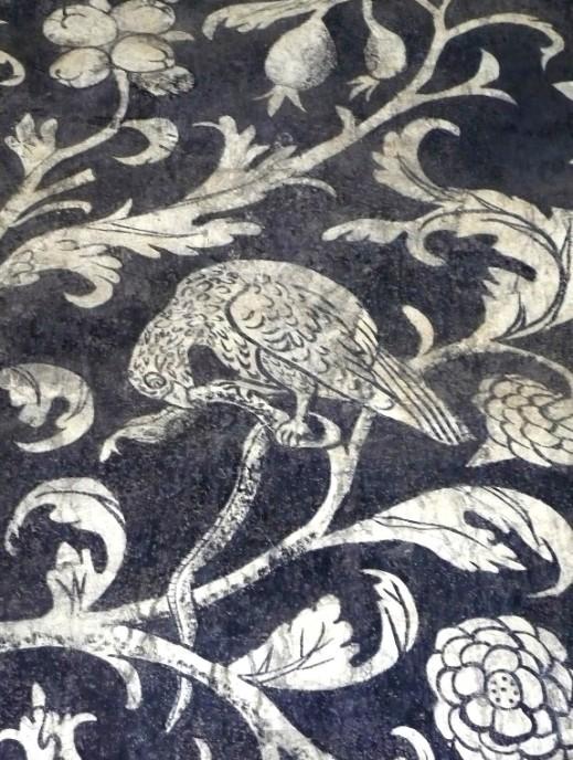 Adler mit Schlange -- Tonatiuh, die Sonne im Zenith